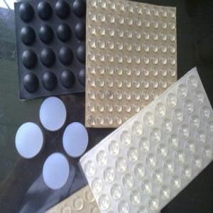供应3M自粘透明乐动体育投注网垫 乐动体育投注网脚垫 防滑橡胶脚垫