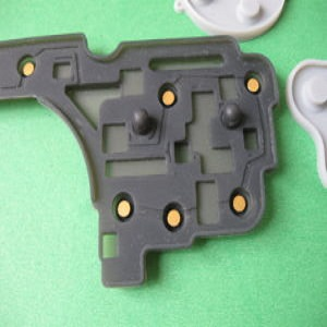 生产金银粒按键  导电按键 硅胶按键 音箱按键