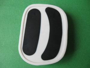 硅胶包导电胶
