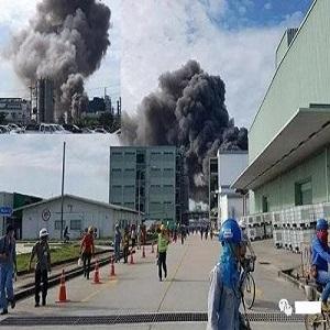 炸了!信越泰国单体厂大火停产,中国有机硅市场或将遭受巨大冲击!